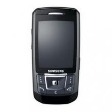 New Samsung D900i
