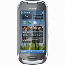 Broken Nokia C7