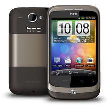 New HTC Wildfire