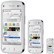 Broken Nokia N97 Mini
