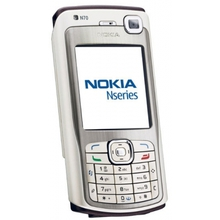 New Nokia N70