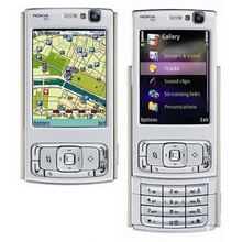 Broken Nokia N95