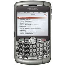 Broken Blackberry Curve 8310