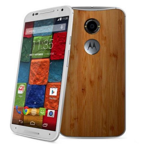 New Motorola Moto X (2nd Gen)