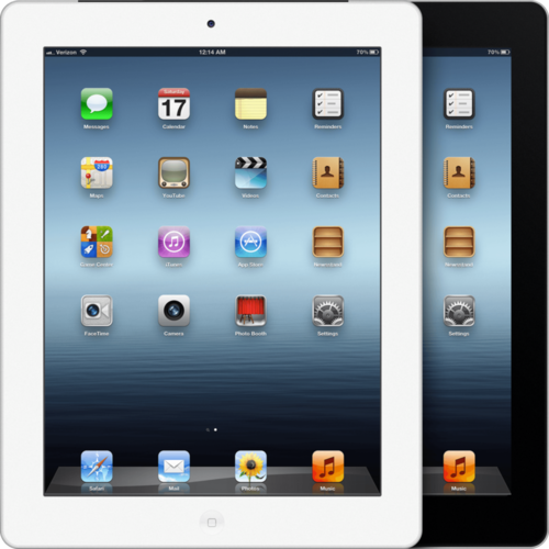 New Apple iPad 3 WiFi 4G