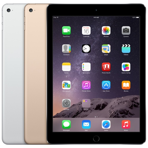 Broken Apple iPad Air 2 WiFi