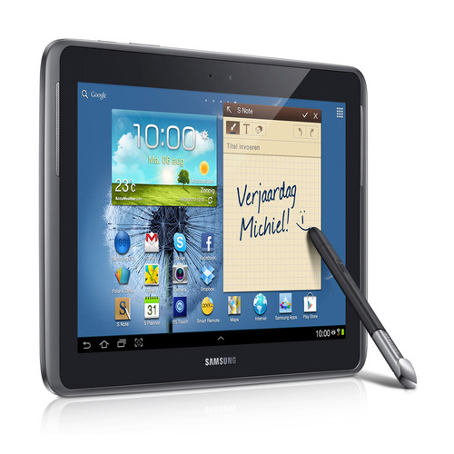 Broken Samsung Galaxy Note 10.1 N8000
