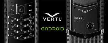 Android or Windows? Luxury Smartphone makers Vertu opt for Android