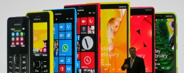 Nokia's four new handsets revealed at MWC