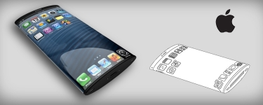 Apple patents iPhone with wraparound display