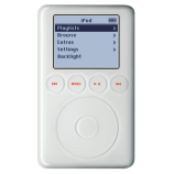 Apple iPod Classic 3rd Gen